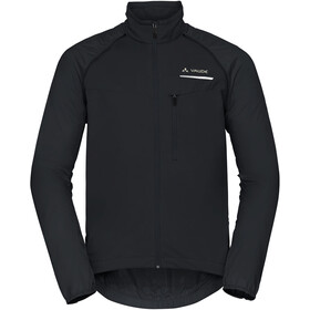 VAUDE Windoo Pro Zip-Off Jacket Herren black